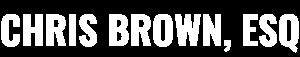 CHRIS BROWN ESQ 300x57 - CHRIS BROWN, ESQ