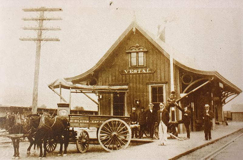 vintage depot sm - Vestal